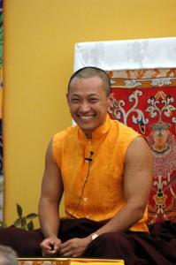 Sakyong Mipham Rinpoché